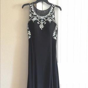 2 Floor Length Prom dresses